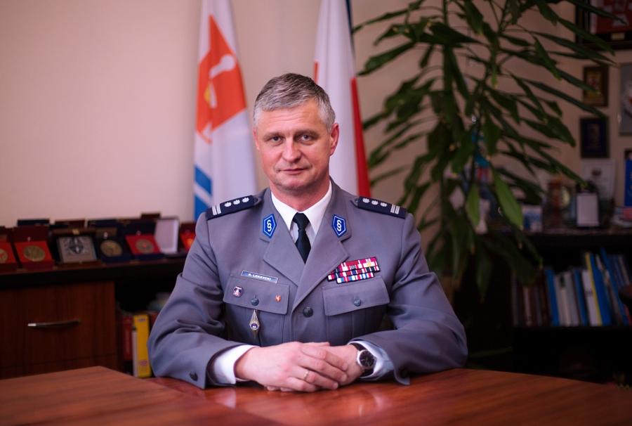 Komendant Miejski Policji w Gdyni